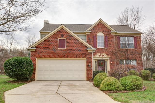 8933 Lizzie Lane, Huntersville, NC 28078 (#3462297) :: Exit Mountain Realty