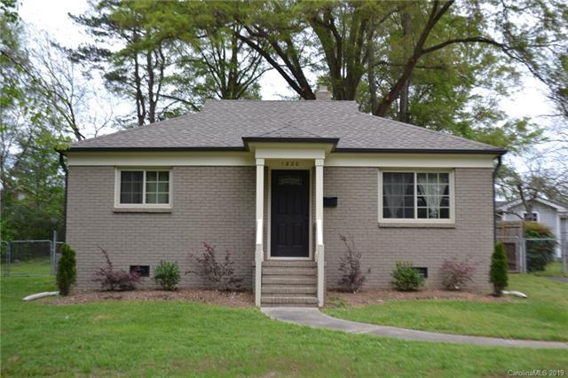 1820 Summey Avenue, Charlotte, NC 28205 (#3462356) :: Exit Mountain Realty