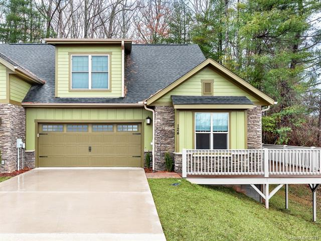 124 Westfield Way, Candler, NC 28715 (#3462430) :: Exit Mountain Realty