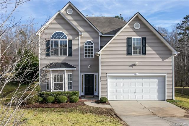 2016 White Cedar Lane, Waxhaw, NC 28173 (#3462443) :: Exit Mountain Realty