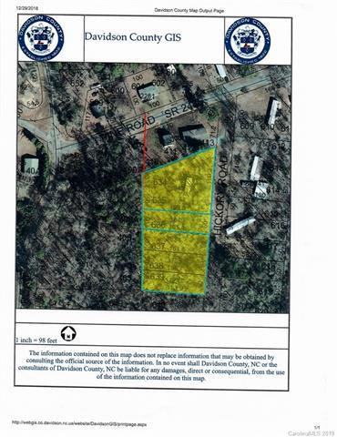 123 Hickory Road, Lexington, NC 27292 (#3462450) :: LePage Johnson Realty Group, LLC