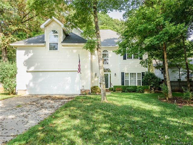 1236 Merribrook Drive, Matthews, NC 28105 (#3462464) :: The Ramsey Group