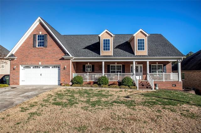 4766 Morning Glow Lane, Hickory, NC 28602 (#3462619) :: Exit Mountain Realty