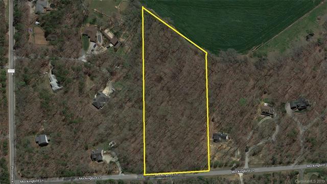 4 Ac Mockingbird Lane, Waxhaw, NC 28173 (#3462625) :: Exit Mountain Realty