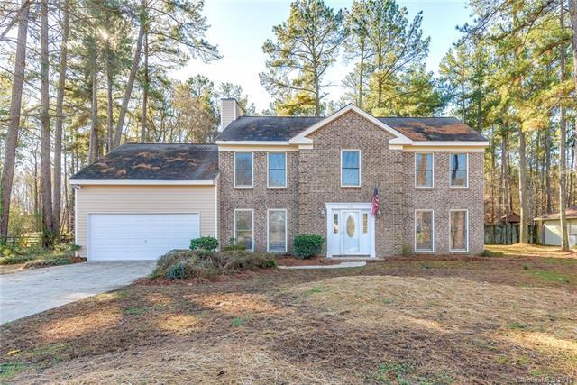 5701 Bedfordshire Avenue, Harrisburg, NC 28075 (#3462639) :: Exit Mountain Realty