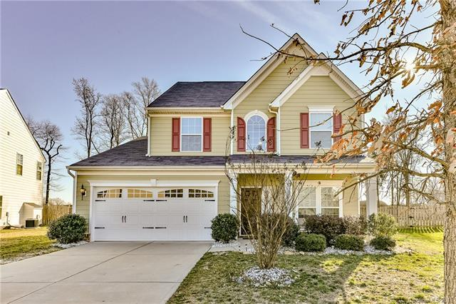 4153 Oconnell Street, Indian Trail, NC 28079 (#3462683) :: LePage Johnson Realty Group, LLC