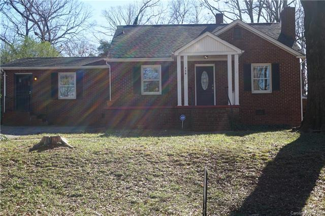 720 Fugate Avenue, Charlotte, NC 28205 (#3462733) :: Exit Mountain Realty