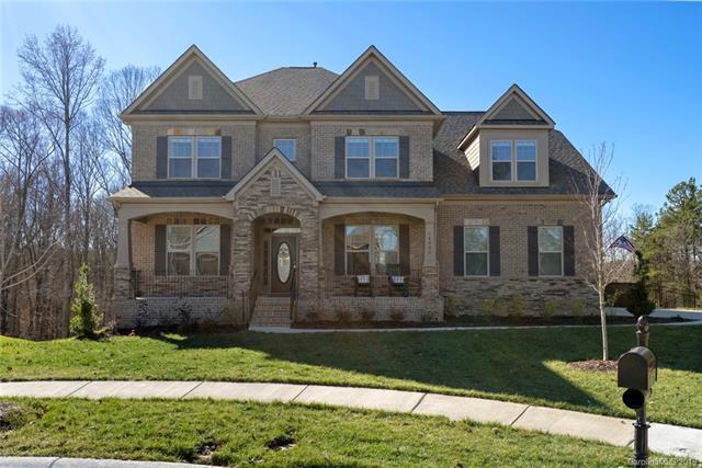 14002 Salem Ridge Road, Huntersville, NC 28078 (#3462878) :: Cloninger Properties