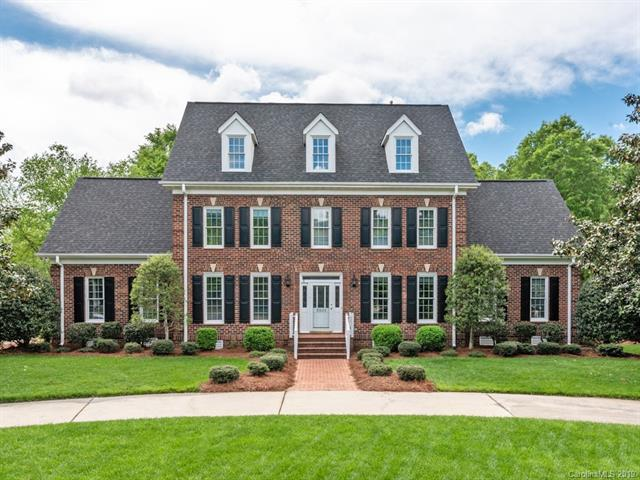 5501 Providence Country Club Drive, Charlotte, NC 28277 (#3462968) :: Exit Mountain Realty