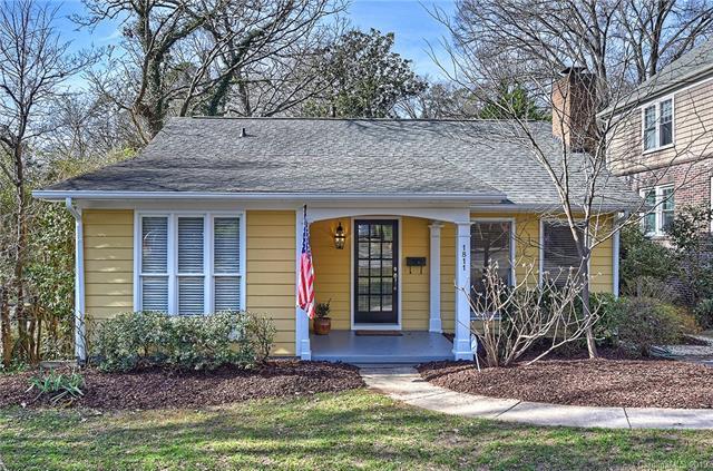 1811 Tippah Avenue, Charlotte, NC 28205 (#3462974) :: MartinGroup Properties