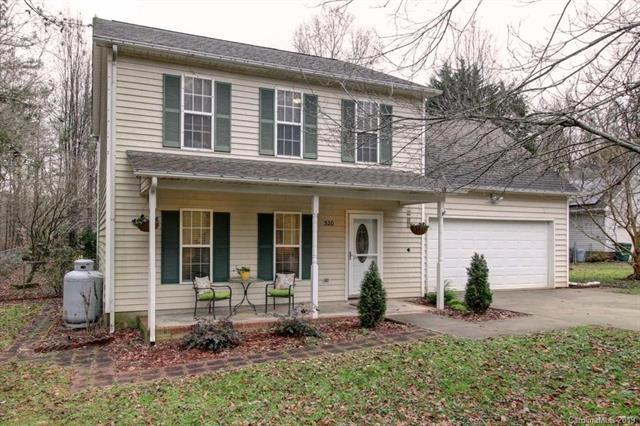320 River Country Road, Salisbury, NC 28146 (#3462992) :: Roby Realty