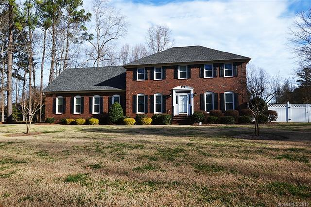 2871 Oakhurst Drive, Rock Hill, SC 29732 (#3463000) :: Exit Mountain Realty