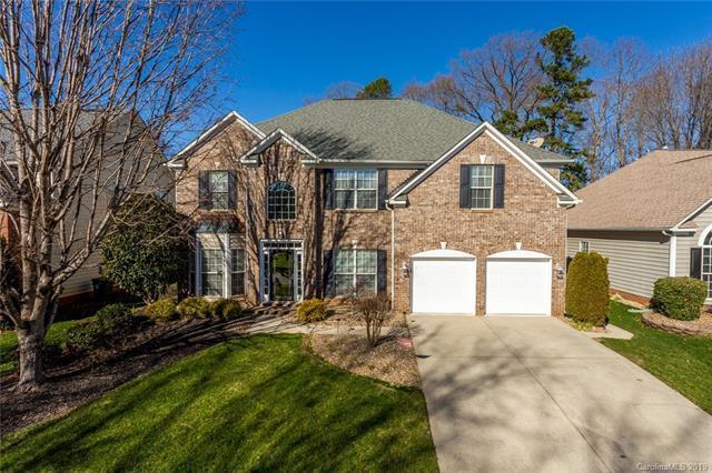 12617 Kemerton Lane #1, Huntersville, NC 28078 (#3463009) :: Cloninger Properties