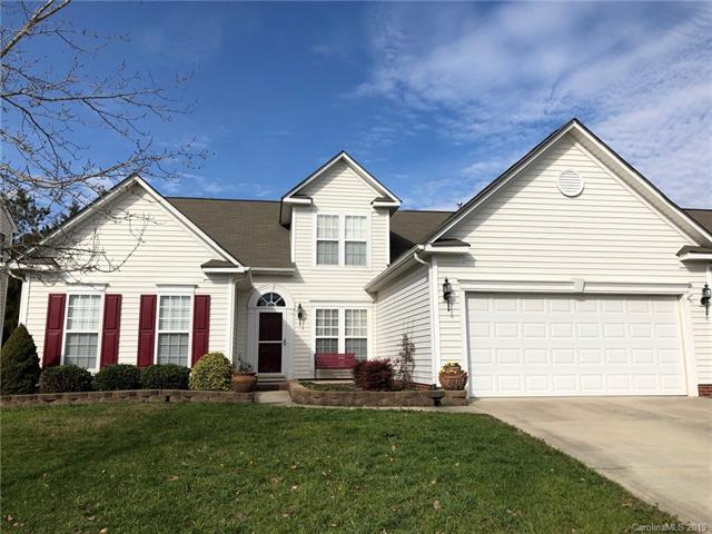 1024 Fountainbrook Drive, Indian Trail, NC 28079 (#3463111) :: Exit Mountain Realty