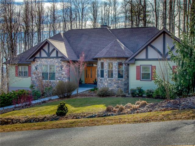 300 Pinnacle Peak Lane, Flat Rock, NC 28731 (#3463126) :: Exit Mountain Realty