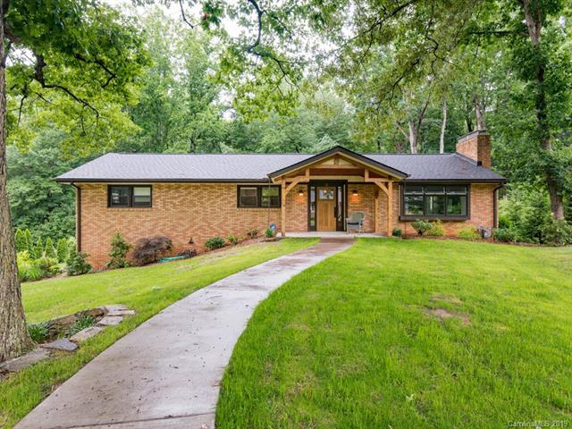 16 Briarcliff Drive, Asheville, NC 28803 (#3463127) :: Puffer Properties
