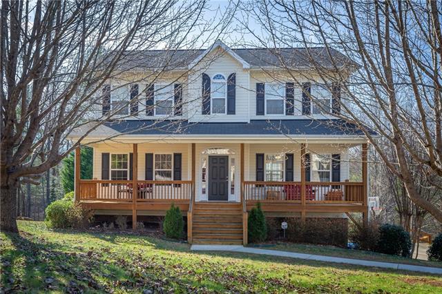 1503 Brentwood Place, Morganton, NC 28655 (#3463143) :: LePage Johnson Realty Group, LLC