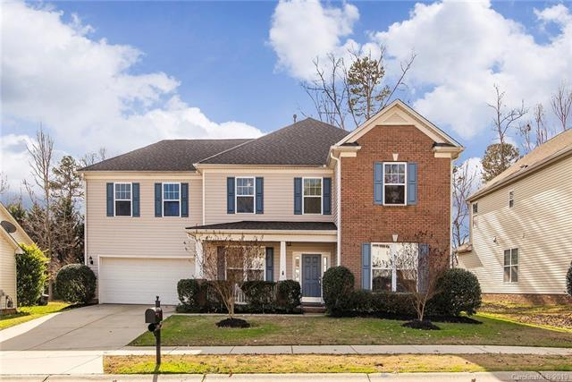 8006 Fine Robe Drive, Indian Trail, NC 28079 (#3463181) :: Exit Mountain Realty