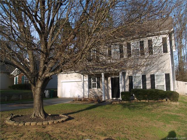6012 Shining Oak Lane, Charlotte, NC 28269 (#3463264) :: Besecker Homes Team