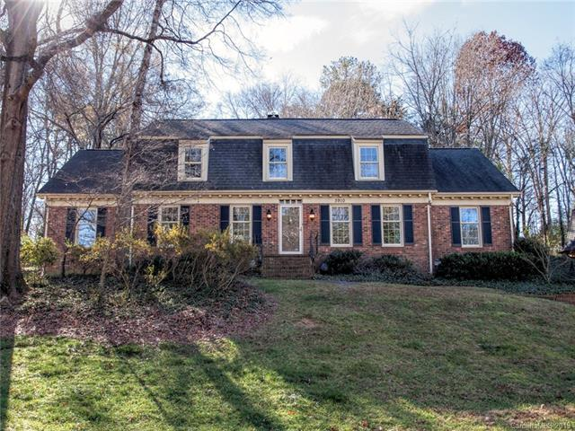 3910 Chevington Road, Charlotte, NC 28226 (#3463315) :: Exit Mountain Realty