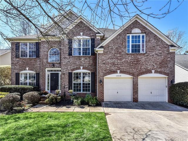13318 Fremington Road, Huntersville, NC 28078 (#3463317) :: LePage Johnson Realty Group, LLC