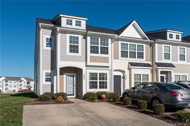 209 Halton Crossing Drive, Concord, NC 28027 (#3463451) :: Exit Mountain Realty