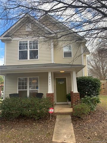 7541 Rolling Meadows Lane, Huntersville, NC 28078 (#3463530) :: Exit Mountain Realty