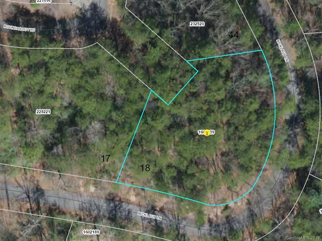 LOT 18 Roundabout Road, Lake Lure, NC 28746 (#3463545) :: Caulder Realty and Land Co.