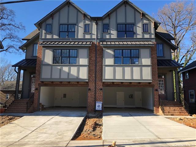 332 S Torrence Street #2, Charlotte, NC 28204 (#3463744) :: MartinGroup Properties