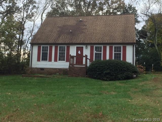 4792 Highway 73 Highway, Iron Station, NC 28080 (#3463756) :: LePage Johnson Realty Group, LLC