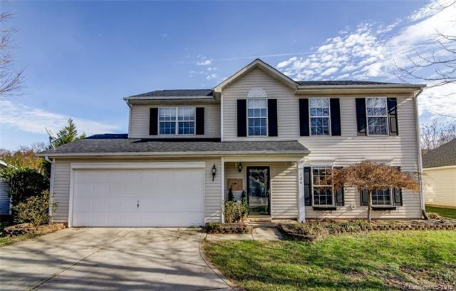 126 Creston Court, Mooresville, NC 28115 (#3463841) :: Exit Mountain Realty