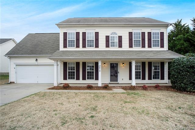 2419 Galena Court, Kannapolis, NC 28083 (#3463843) :: Carlyle Properties