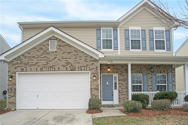 3718 Caldwell Ridge Parkway, Charlotte, NC 28213 (#3463844) :: The Ramsey Group