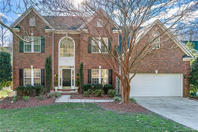 7918 Wilby Hollow Drive, Charlotte, NC 28270 (#3463902) :: Exit Mountain Realty