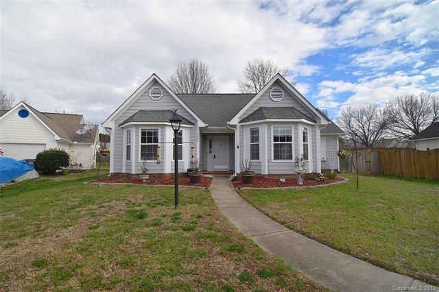 5002 Morning Dew Lane, Monroe, NC 28110 (#3463920) :: High Performance Real Estate Advisors