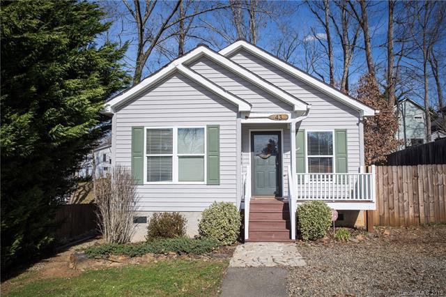 43 Wilmington Street, Asheville, NC 28806 (#3463949) :: Washburn Real Estate