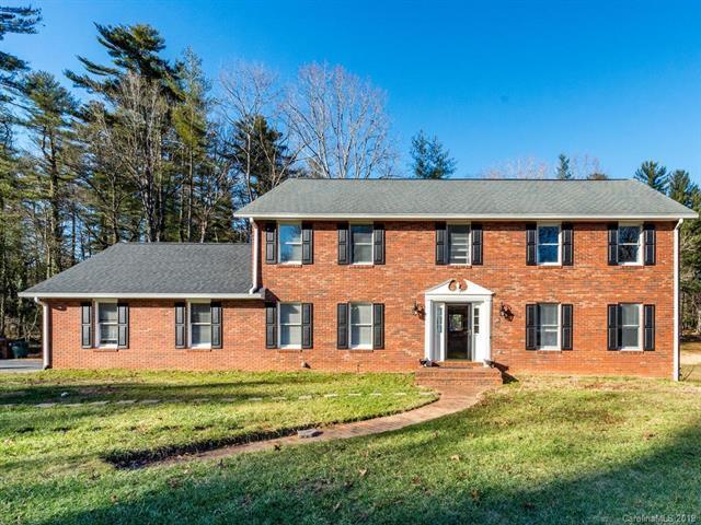 507 Fenwick Court, Hendersonville, NC 28739 (#3464007) :: Puffer Properties
