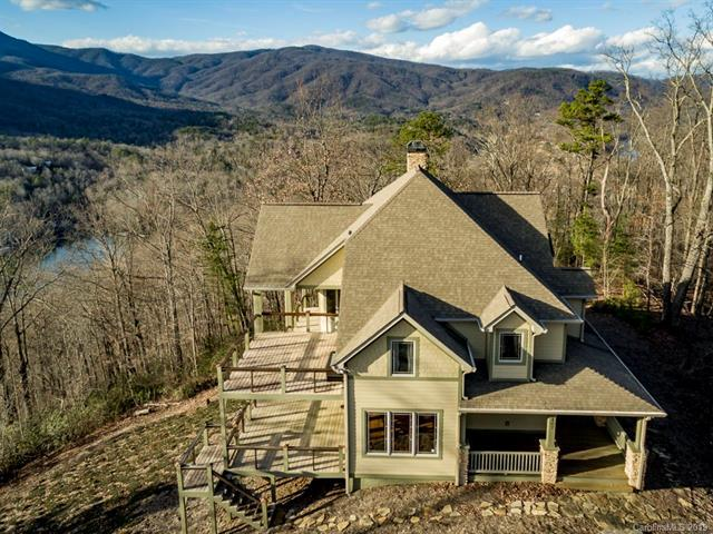 407 Hawks Nest Trail, Lake Lure, NC 28746 (#3464102) :: Caulder Realty and Land Co.