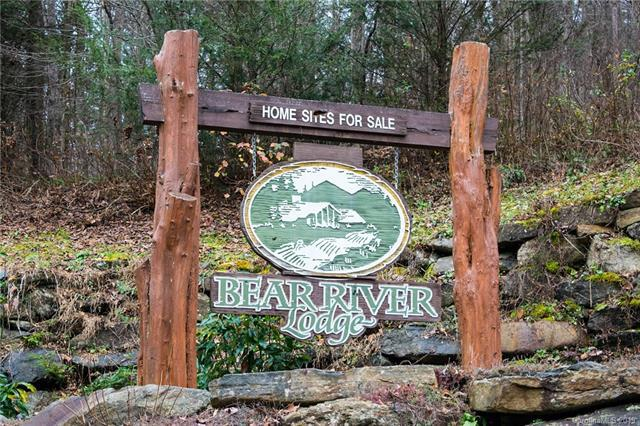 000 Bear River Lodge Trail #58, Marshall, NC 28753 (#3464106) :: Exit Mountain Realty