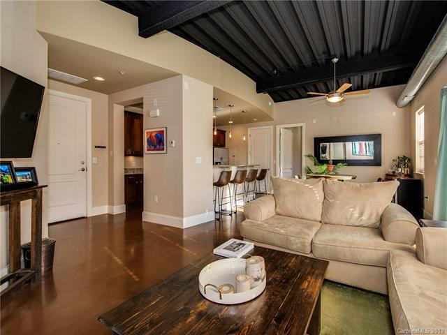 2338 Yadkin Avenue #106, Charlotte, NC 28205 (#3464115) :: Carlyle Properties