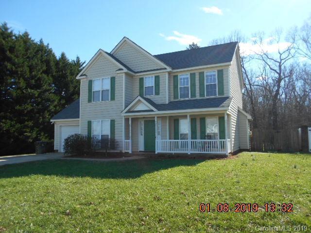 909 Barbee Farm Drive, Monroe, NC 28110 (#3464129) :: Exit Mountain Realty