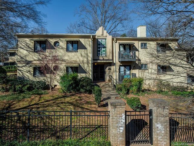 201 N Dotger Avenue C-11, Charlotte, NC 28207 (#3464147) :: Carlyle Properties