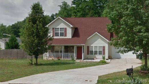 2761 Stagbuck Drive L9, Gastonia, NC 28052 (#3464160) :: Exit Mountain Realty