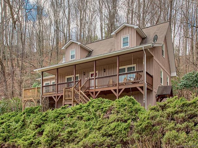 144 Horseshoe Trace, Waynesville, NC 28785 (#3464190) :: Puffer Properties