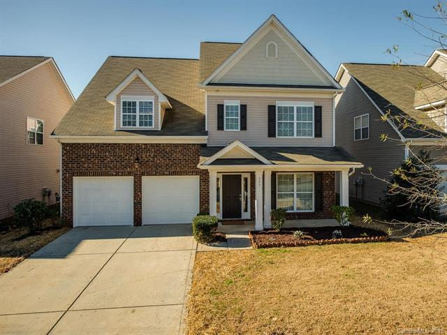 595 Marthas View Drive, Huntersville, NC 28078 (#3464298) :: Exit Mountain Realty