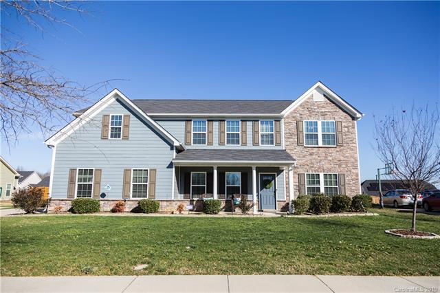 4524 Oconnell Street, Indian Trail, NC 28079 (#3464317) :: Exit Mountain Realty