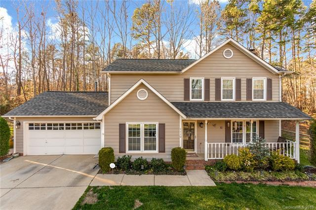 1110 Cindy Carr Drive, Matthews, NC 28105 (#3464367) :: Exit Mountain Realty