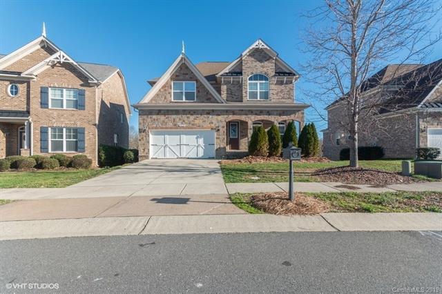 2263 Barrowcliffe Drive NW, Concord, NC 28027 (#3464442) :: LePage Johnson Realty Group, LLC