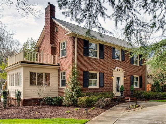1642 Providence Road, Charlotte, NC 28207 (#3464521) :: Exit Mountain Realty