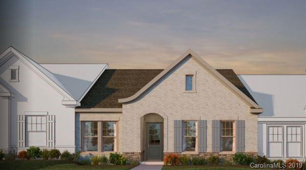 1109 Greenbridge Drive #84, Matthews, NC 28105 (#3464532) :: MartinGroup Properties